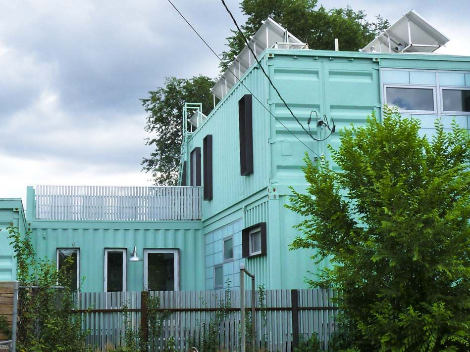 Shipping Container Homes A Viable Housing Alternative Container