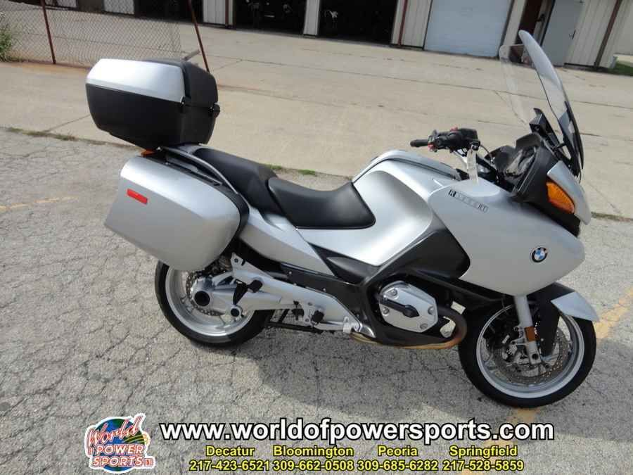 2007 Bmw R1200rt R 1200 Rt Bmw Motorcycle Bmw R1200rt Bmw Bmw