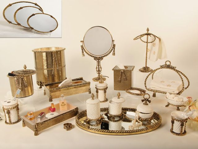 Master Bathroom Accessories bathroom accessory set for master bathroom | this is the life