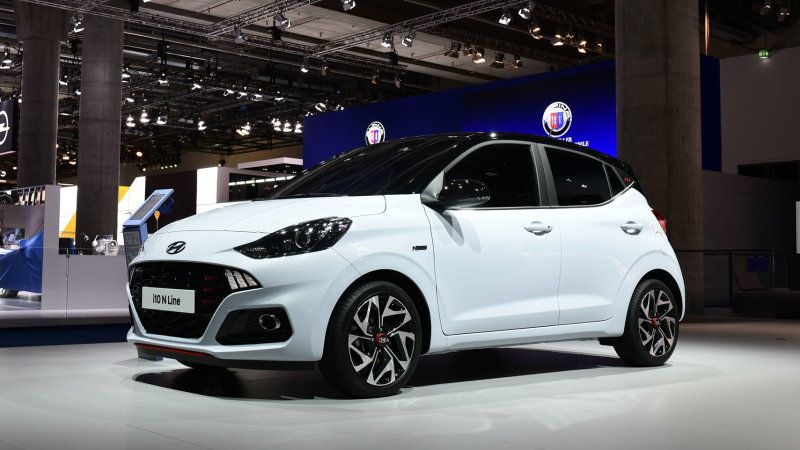 2020 Hyundai I10 Debuts And A Sporty N Line Variant Does Too