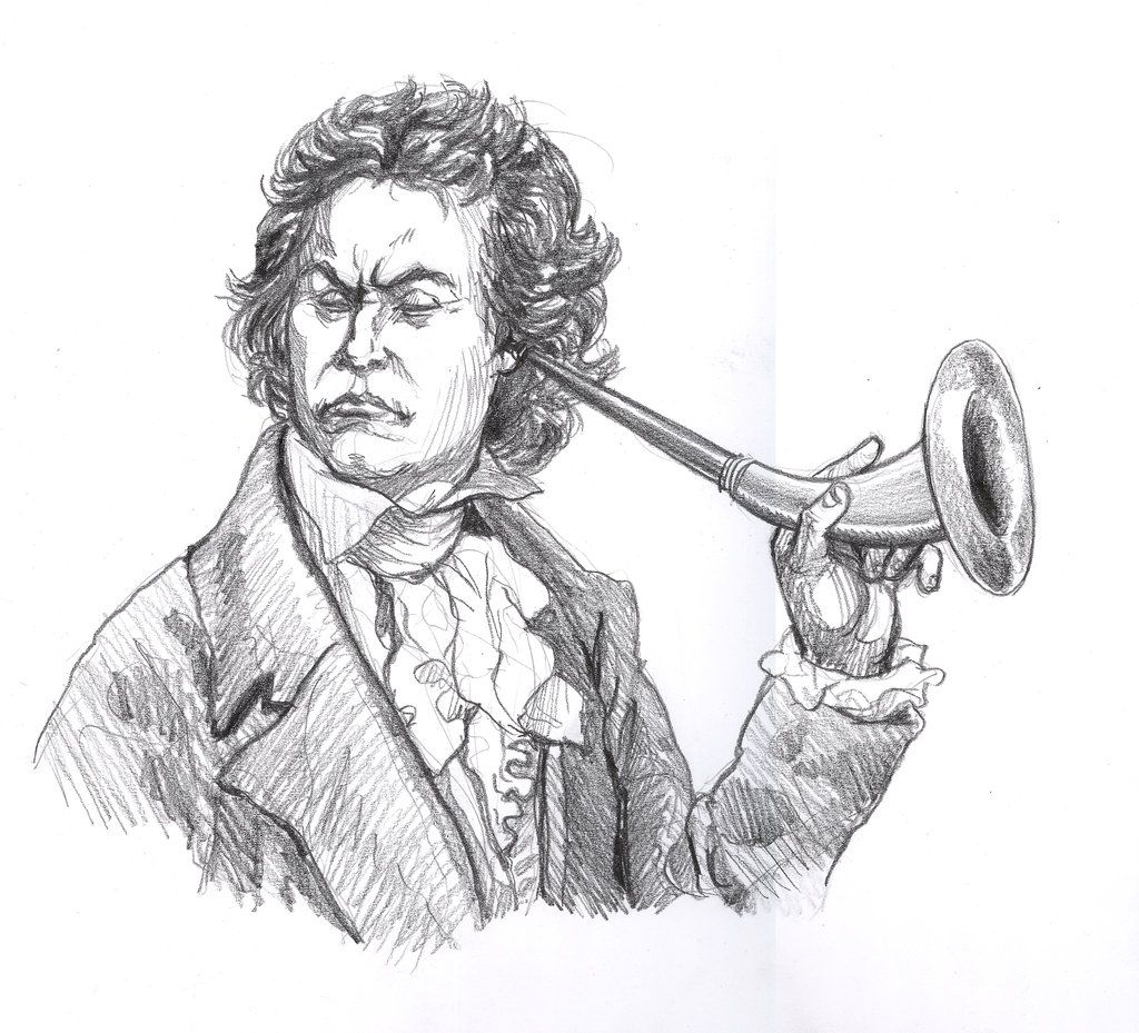 beethoven deaf by