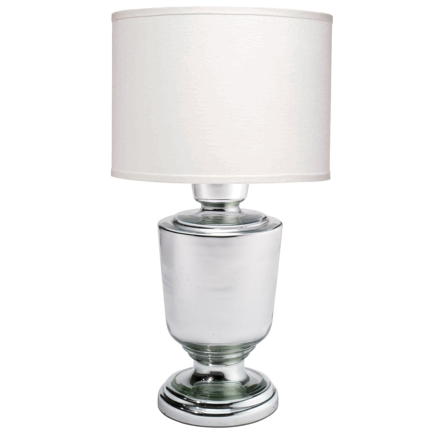 Jamie young lafitte large table lamp base mercury glass lends jamie young lafitte large table lamp base mercury glass lends polished shine to the urn geotapseo Choice Image
