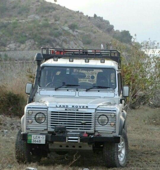 JBK Land Rovers My Defender 110 Bespoke