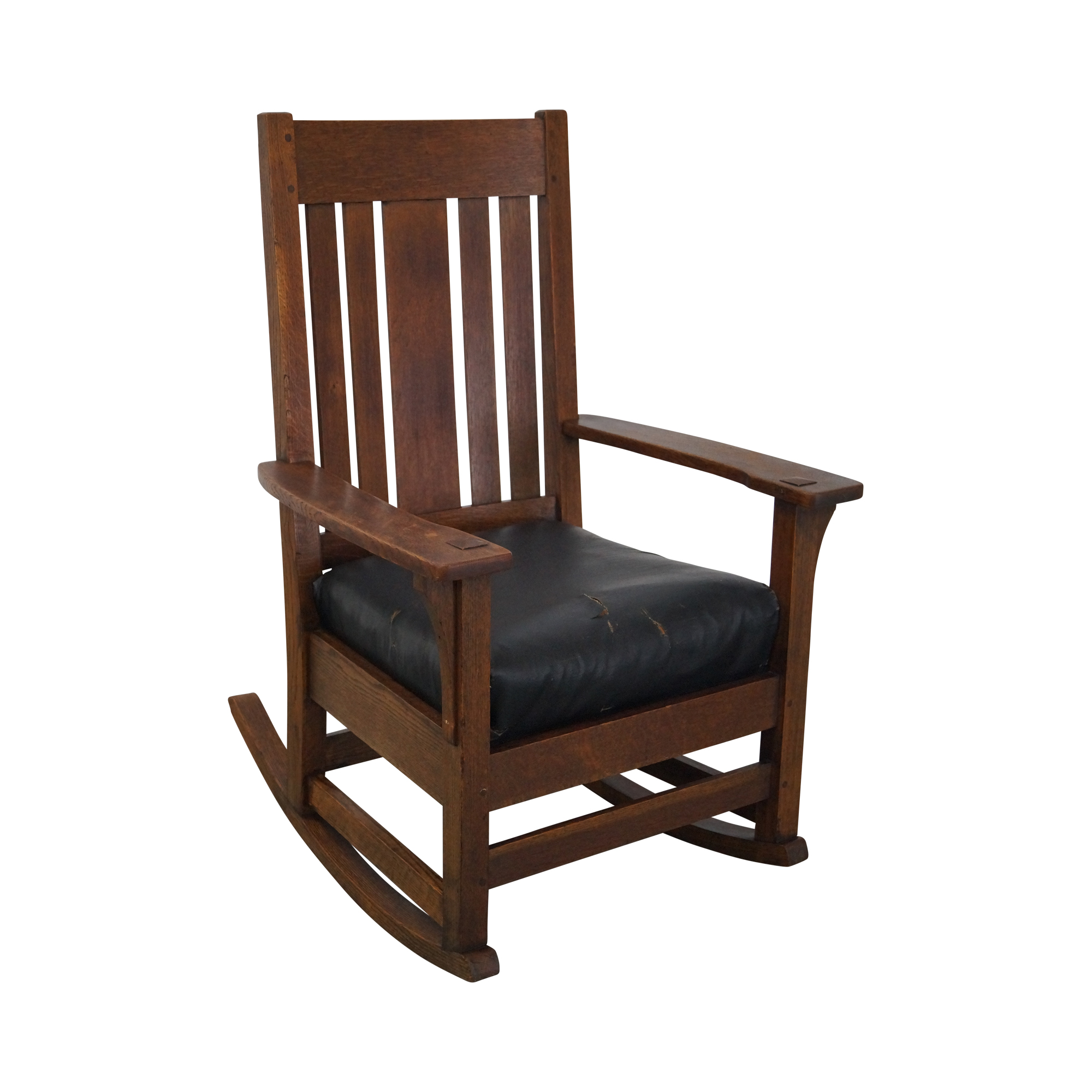 Mexican Rocking Chair Antique Mission Oak Rocking Chair In 2018 Southwestern