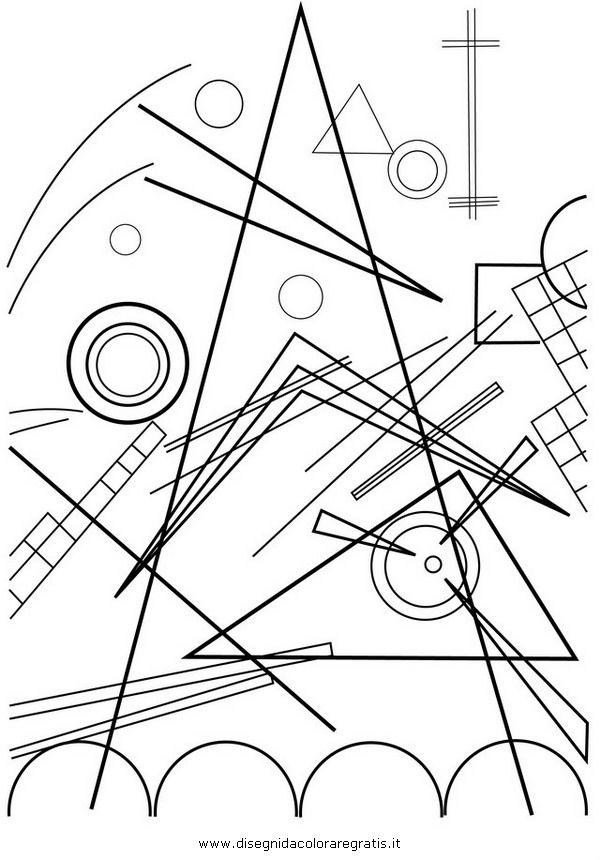 Pin By Teresa Wilhelmi On Kadinsky Pinterest Kandinsky Art And
