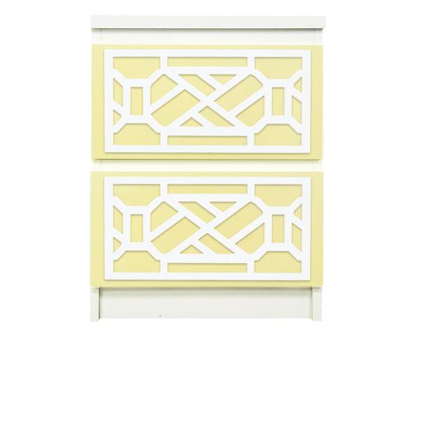 Cheryle O'verlays Kit for IKEA MALM (2 drawer)