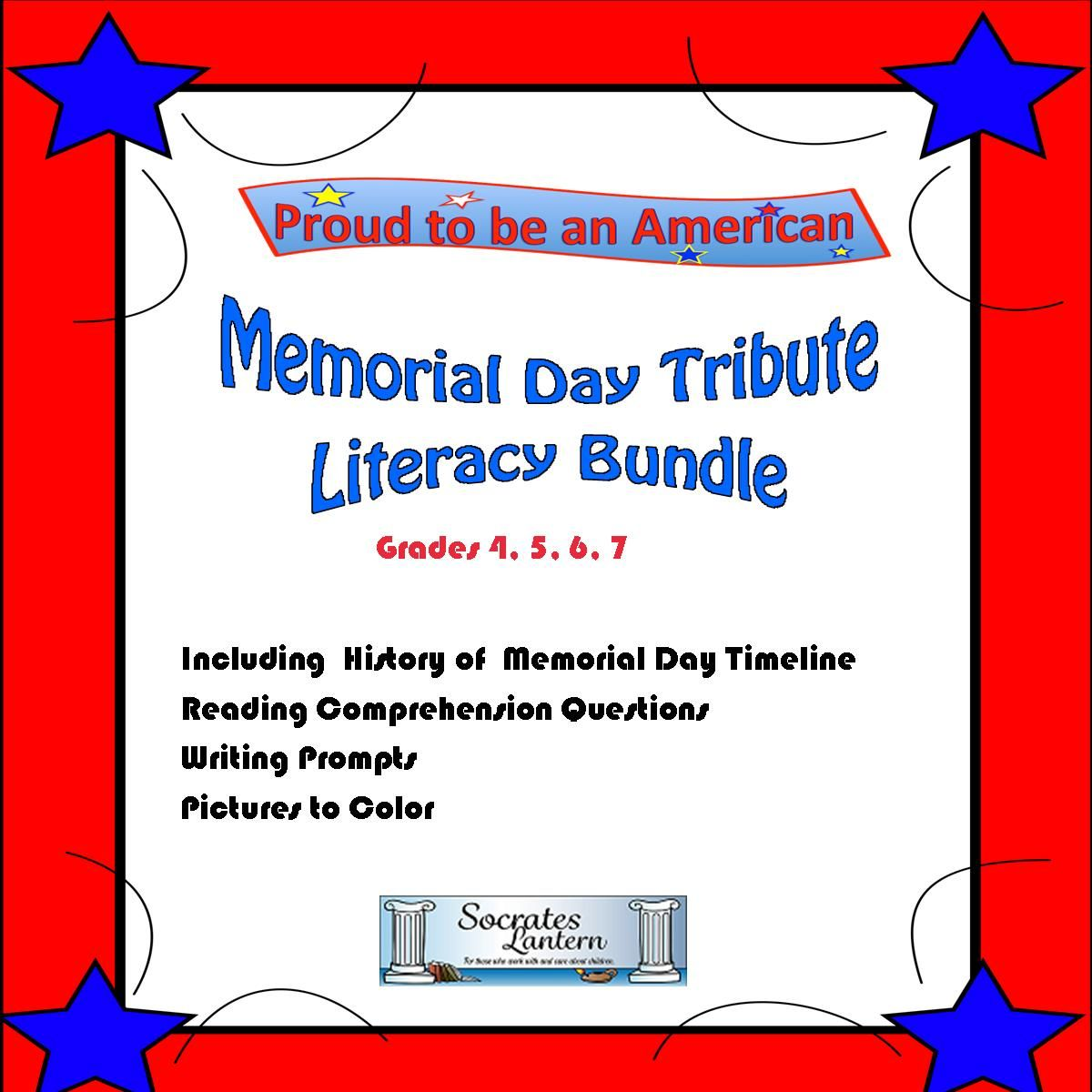 Memorial Day Tribute With Images