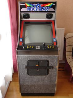 borne arcade electronics