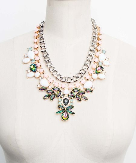 Pink Mystic Necklace