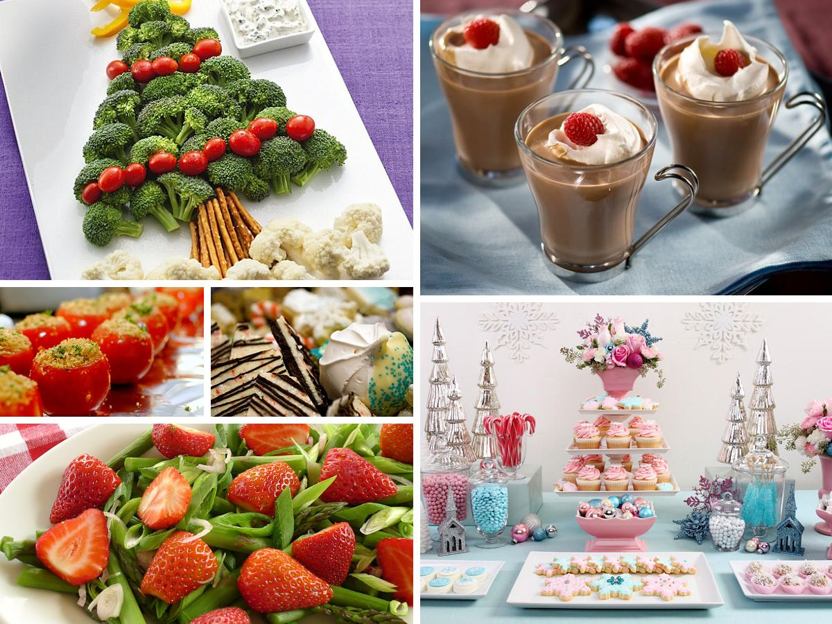 Christmas Party Presentation Ideas Part - 32: Holiday Food Presentation The Beautiful Plate: Holiday Food Presentation  Tips