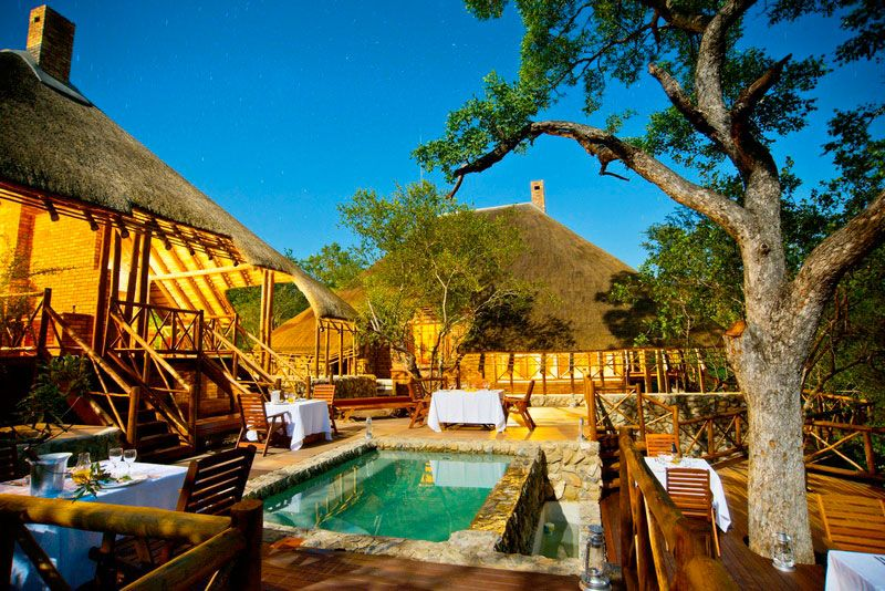 La Kruger Lifestyle Lodge Game reserve accommodation in ...