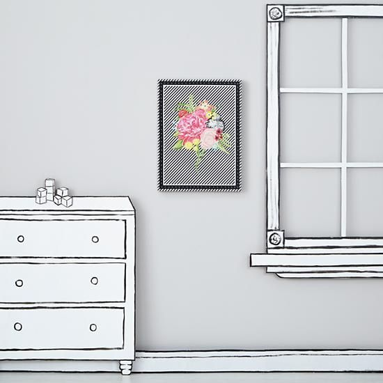 Floral Pop Wall Art in Sale Decor | The Land of Nod