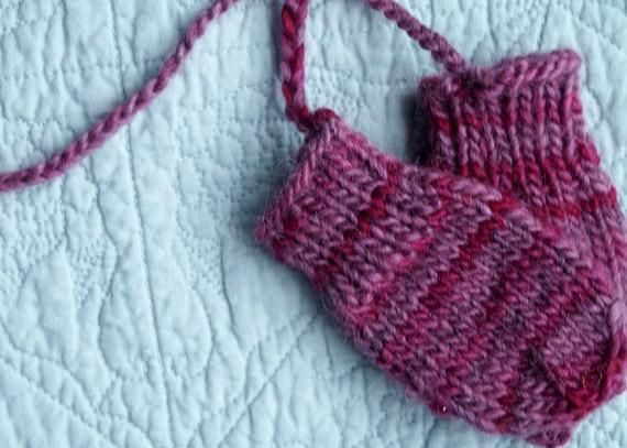 Easy Thumbless Baby Mittens Baby Mittens Mittens And Knit Patterns