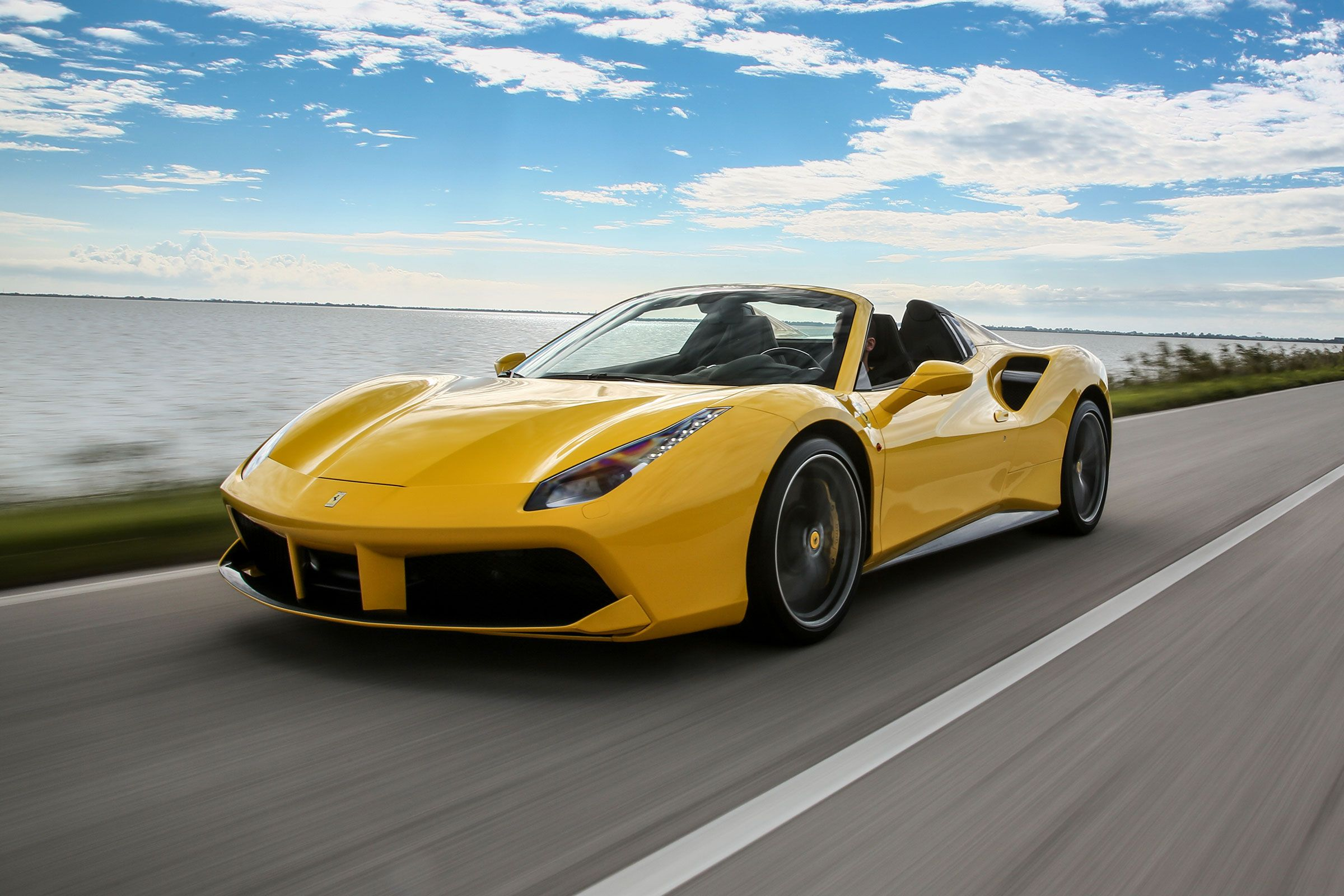 Can You Picture Yourself Behind The Wheel Of A Ferrari 488 Spider We Sure Can Learn More Wt Www Pfsllc Com Carfinancing Lu Ferrari 488 Ferrari Ferrari Car