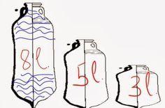 El lechero y los cántaros | matematicascercanas