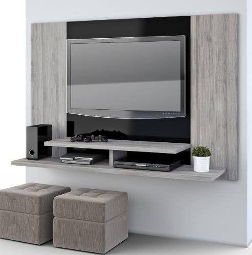 Resultado de imagen para mueble para tv flotante living - Muebles modernos para televisores ...