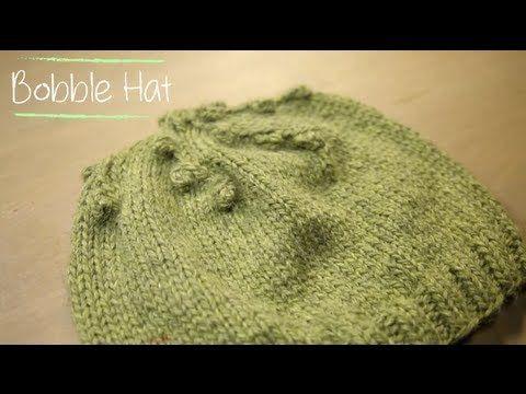 1 Hour Project: Bobble Hat with Stefanie Japel   gorros   Pinterest ...