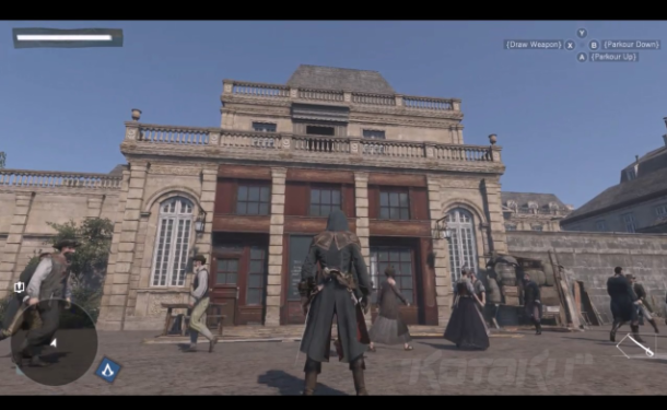 Assassin's Creed Unity, Comet Allegedly Coming This Fall - http://videogamedemons.com/assassins-creed-unity-comet-allegedly-coming-this-fall/