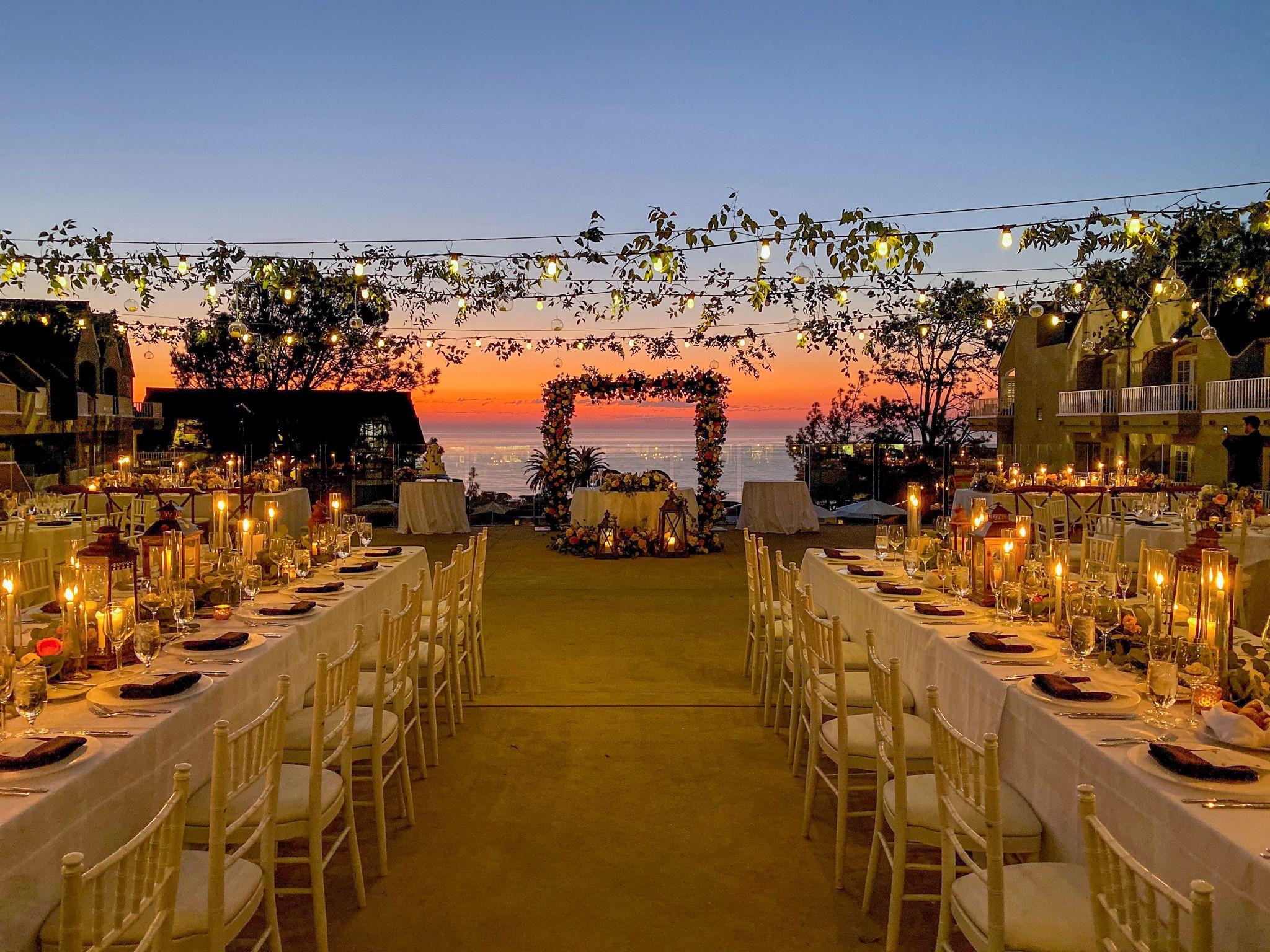 San Diego Beach Weddings in 2020 | Outdoor venues, Wedding ...