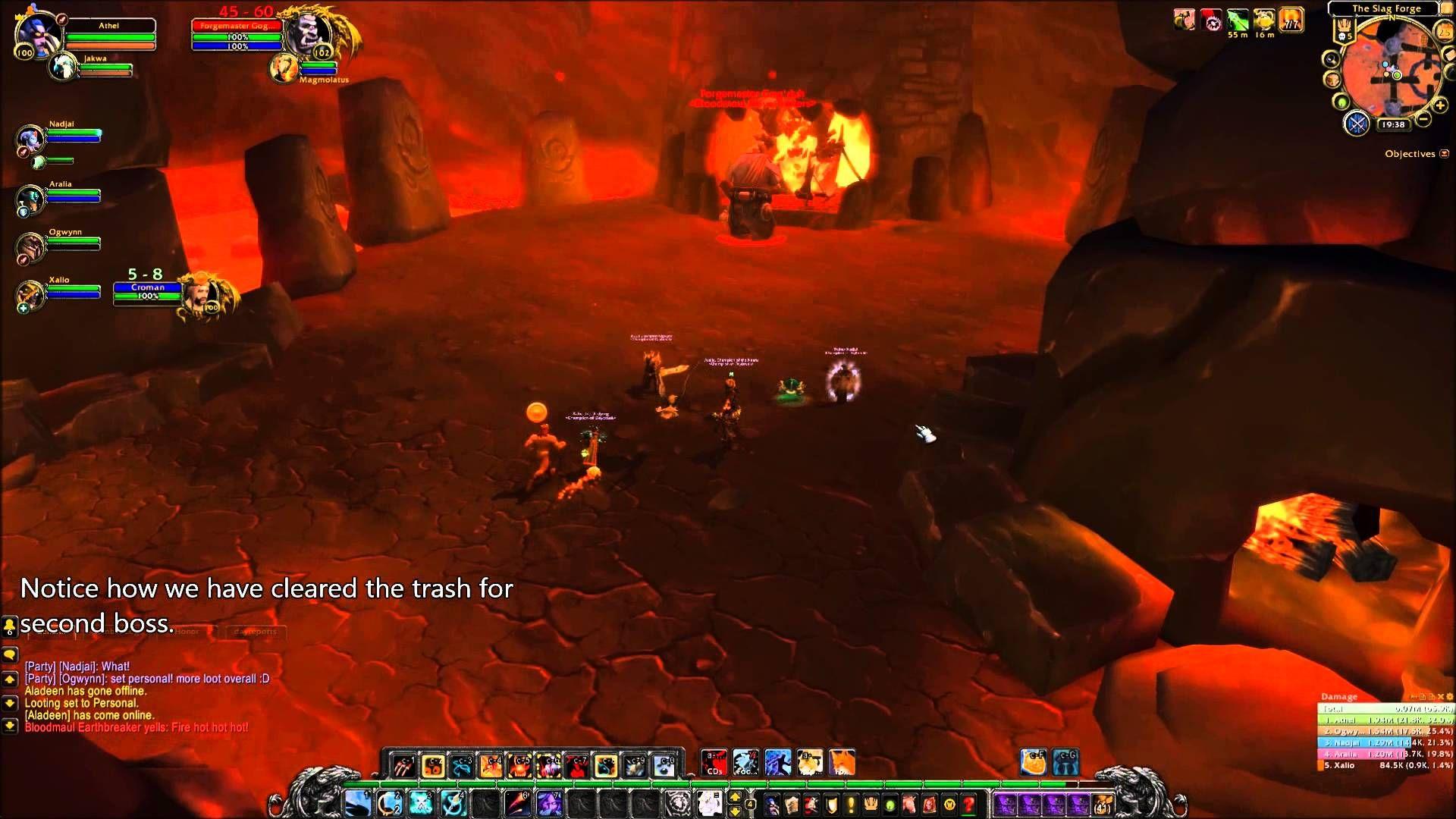 nice Glory of the Draenor Hero Guide - Bloodmaul Slag Mines