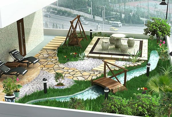 Gartengestaltung Ideen Stein. die besten 25+ gartengestaltung mit ...
