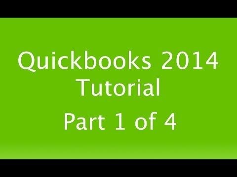 Quickbooks online 2019 complete tutorial: setup, chart of accounts.