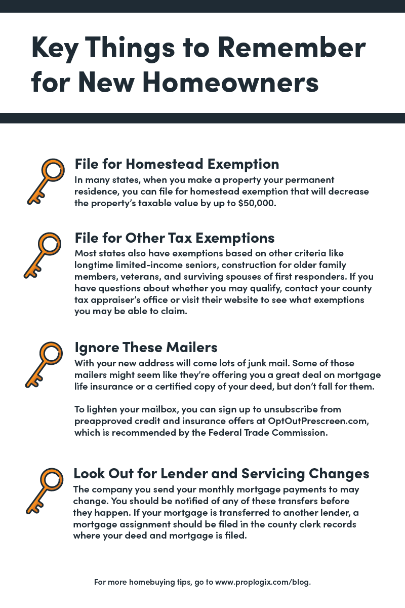 Save Money With These Tax Tips For Homeowners New Homeowner