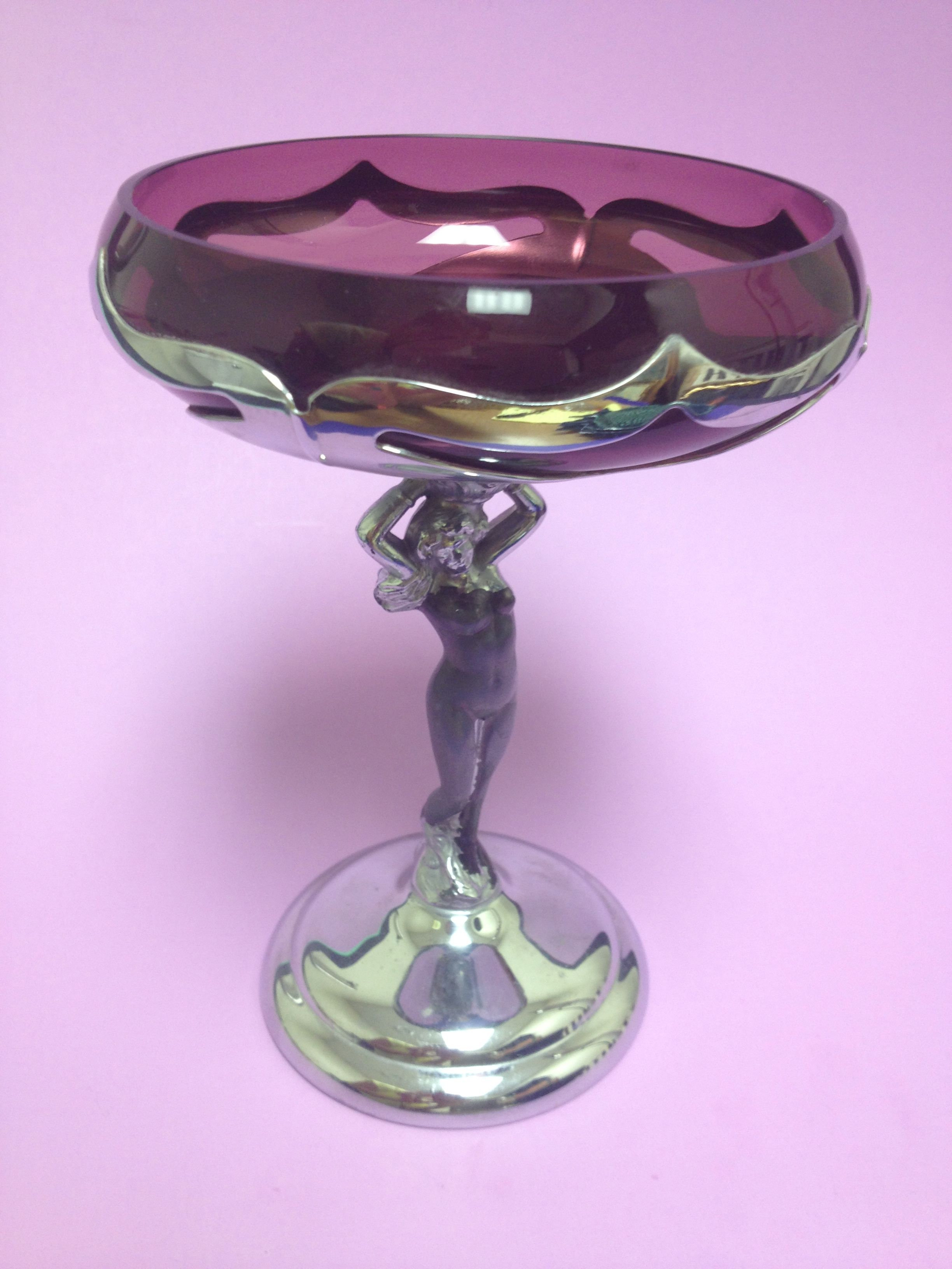 1924 Farber Bros. New York Hallmarked Silver Goblet. Email us at euphoriaresale@gmail.com for more info.