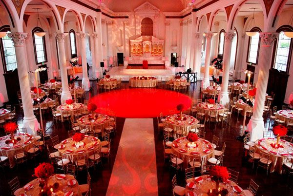 I love red & gold together, elegant and romantic! | Future wedding ...