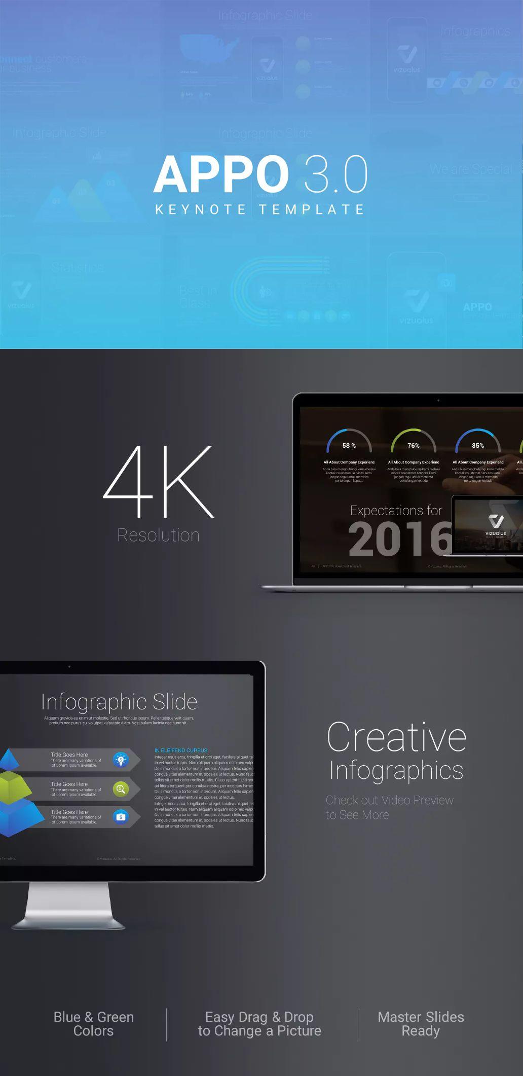Appo 30 Keynote Template Keynote Presentation Templates