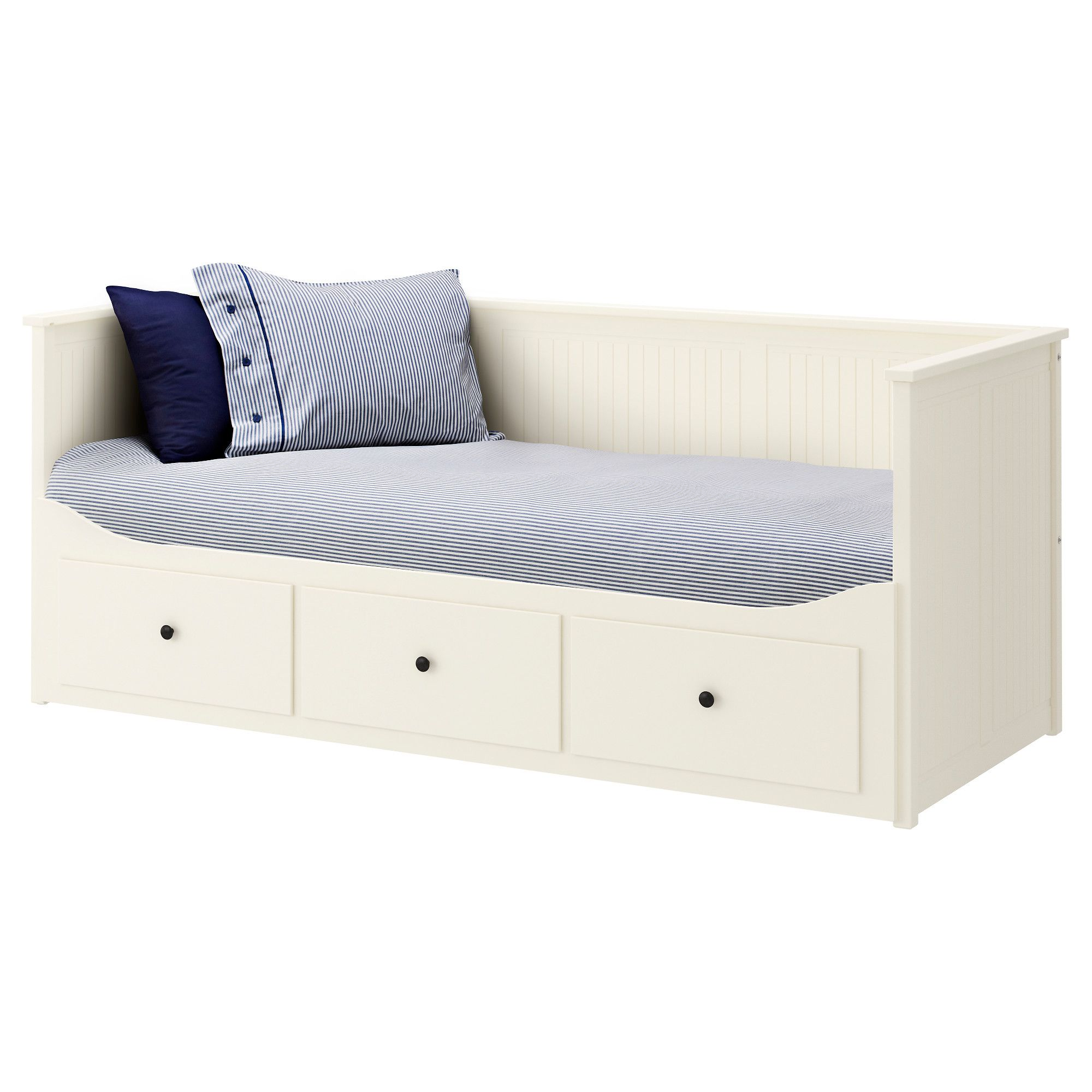 IKEA HEMNES Daybed frame with 3 drawers Four functions