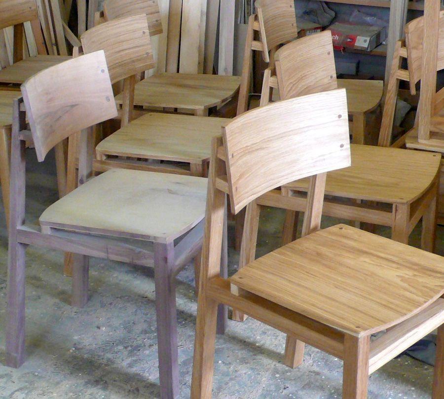Sedie Artigianali Legno.Sedie Artigianali In Legno Massello Ecologico Realizzate In