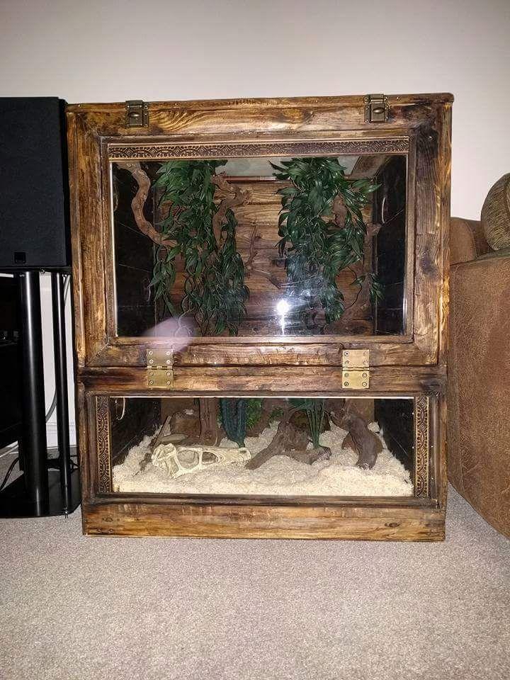 Pallet Vivarium Pallet Life Pallet Cabinet Vivarium