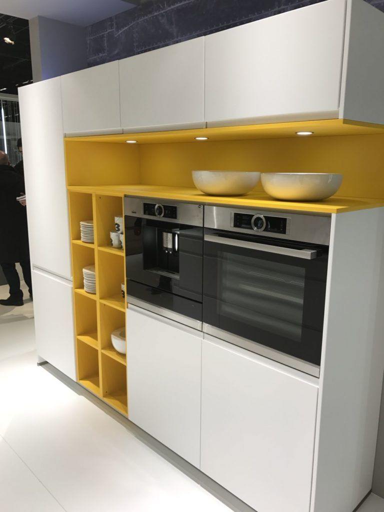 Küche Offene Aufbewahrung New Trends And Innovations From The Livingkitchen 2017 Fair