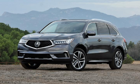2020 Acura Mdx Sports Hybrid Release Date When You Are In The Area Of Interest For A Big Crossover Suv Great For Ho Acura Mdx Hybrid Acura Mdx Crossover Suv