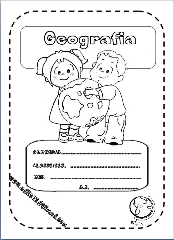 copgeografia1.jpg 595×822 pixel | Copertine quaderni ...