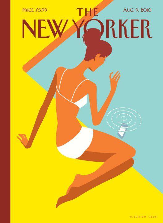 Christoph Niemann for the New Yorker