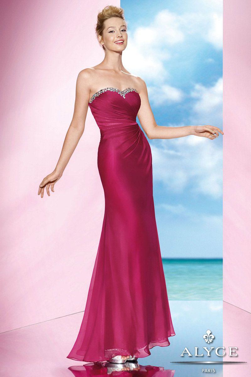 B\'Dazzle by Alyce Paris Dress 35623 | Terry Costa Dallas | TRAJES ...
