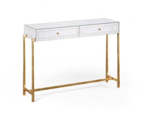 Artanis Two Drawer Console Table