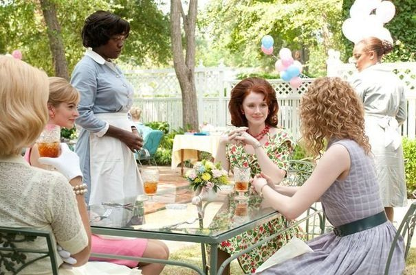 The Help -- Such a good movie!
