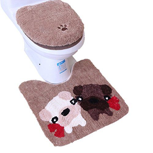 Super Pin By Daline On Toilet Seat Cover Toilet Mat Toilet Bralicious Painted Fabric Chair Ideas Braliciousco