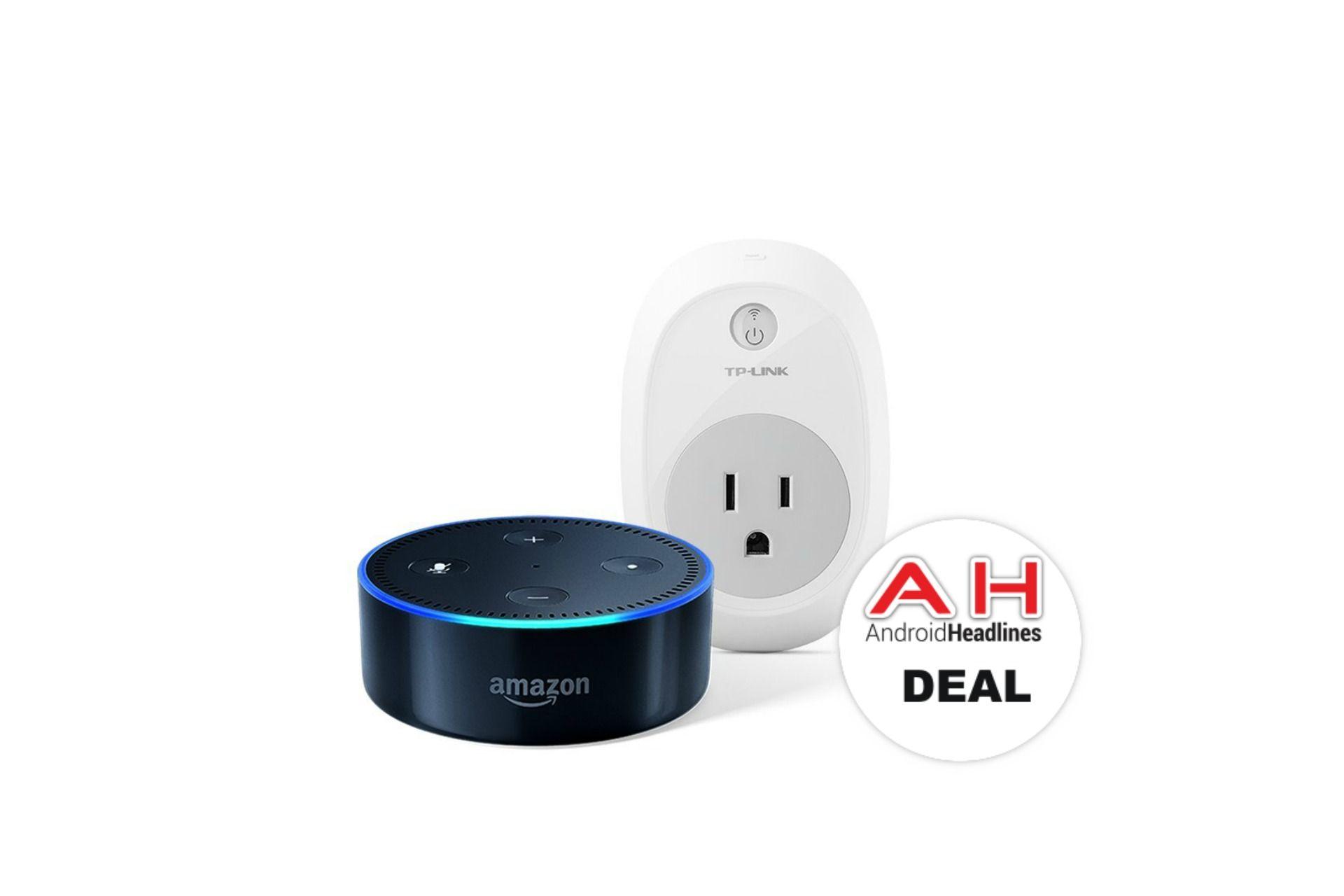 ICYMI: Deal: Amazon Echo Dot & TP-Link Smart Plug Bundle For