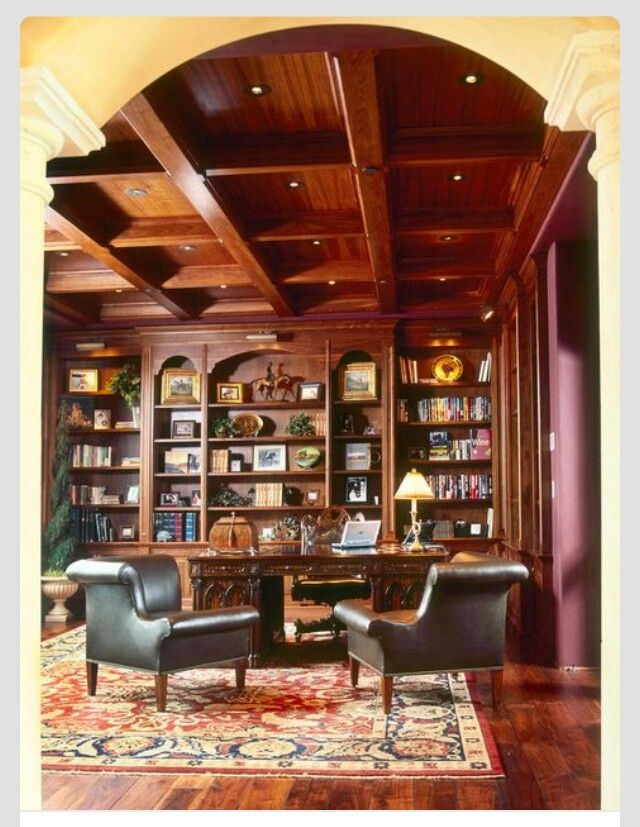 Traditional Home Library Design Ideas: Traditional Home Offices, Home Library