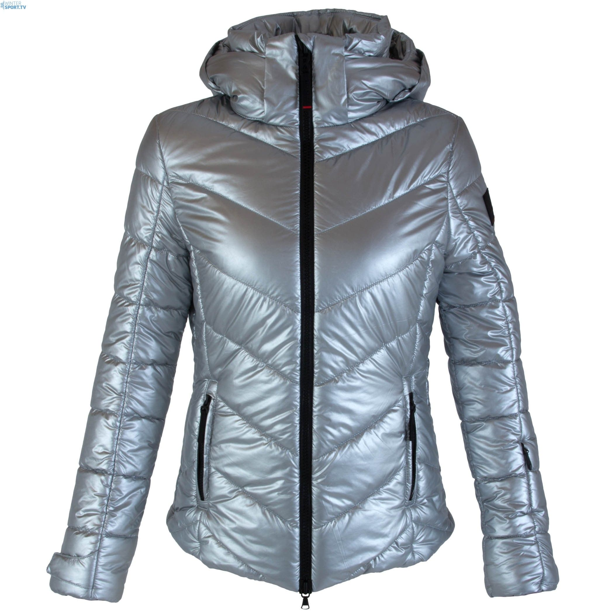 1d46f774f5 Bogner Fire + Ice Women Sassy Down Ski Jacket - Silver