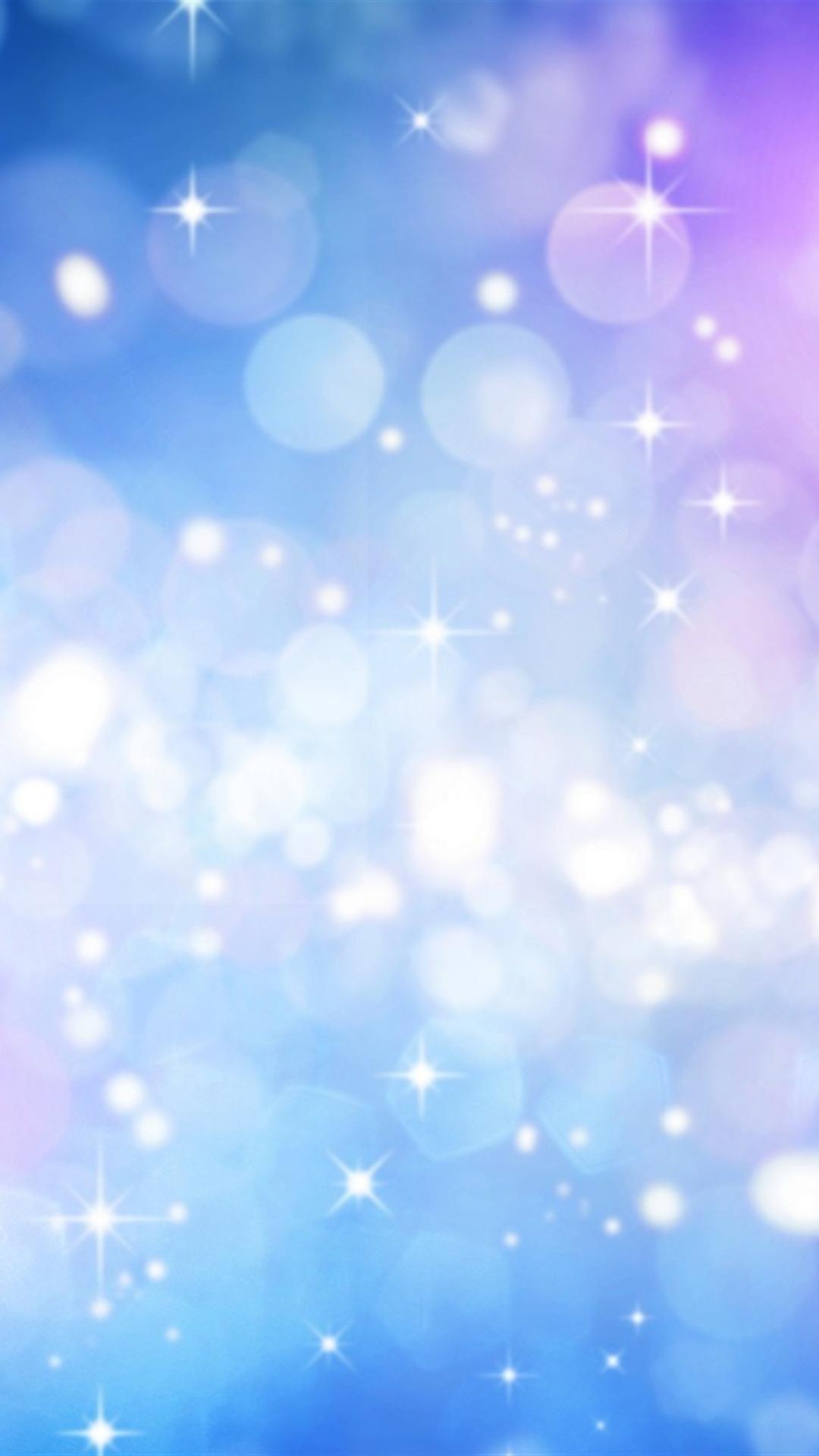 女子向けキラキラ ブルー Iphone7 スマホ壁紙 待受画像ギャラリー 花 イラスト キラキラ イラスト 夏 デザイン イラスト