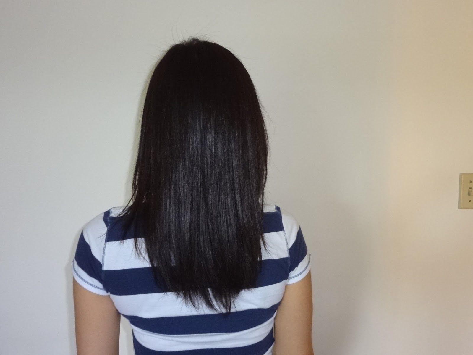 Medium V Shaped Layered Hairstyle Layered Hair V Shape Hair Haircuts For Medium Hair