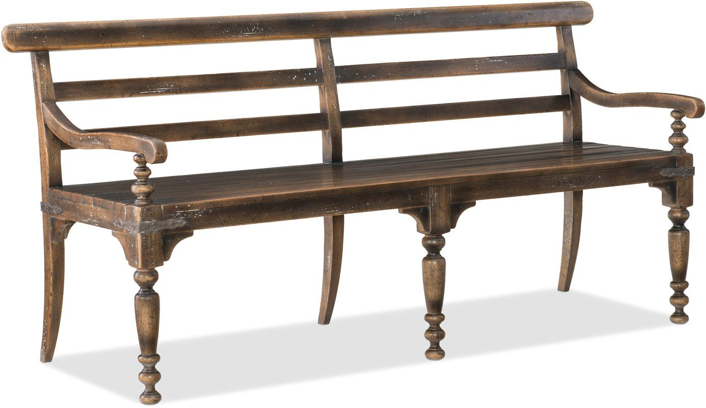 Hill Country Wood Bench Accessories And Furniture In