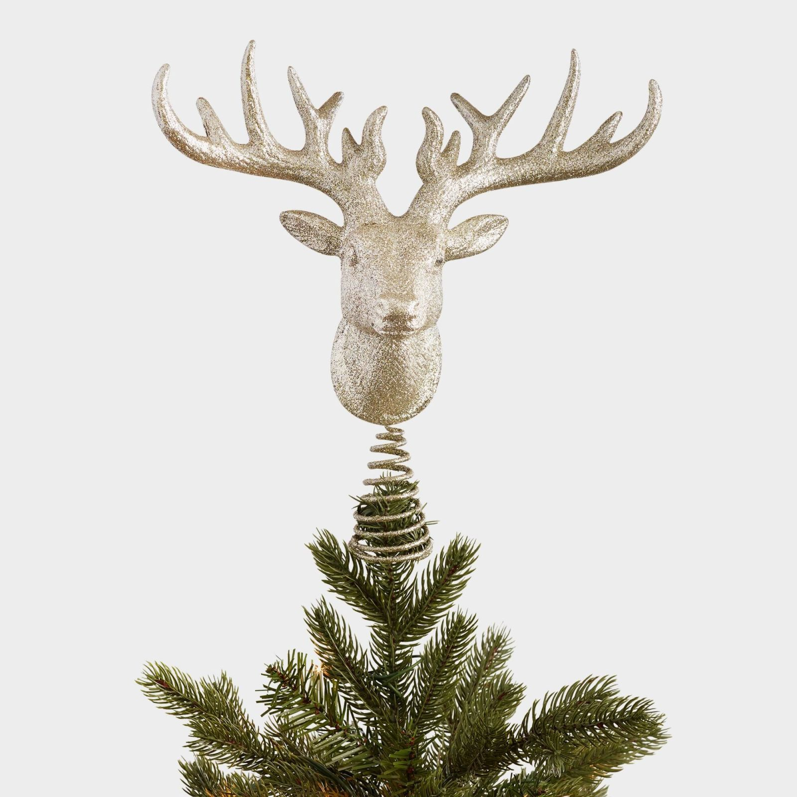 25 Unique Christmas Tree Toppers to Cap off Your Holiday Decor ...