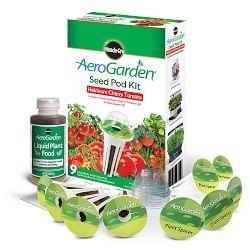 Aerogarden 9 Pod Seed Kit Heirloom Cherry Tomato Tomato 400 x 300
