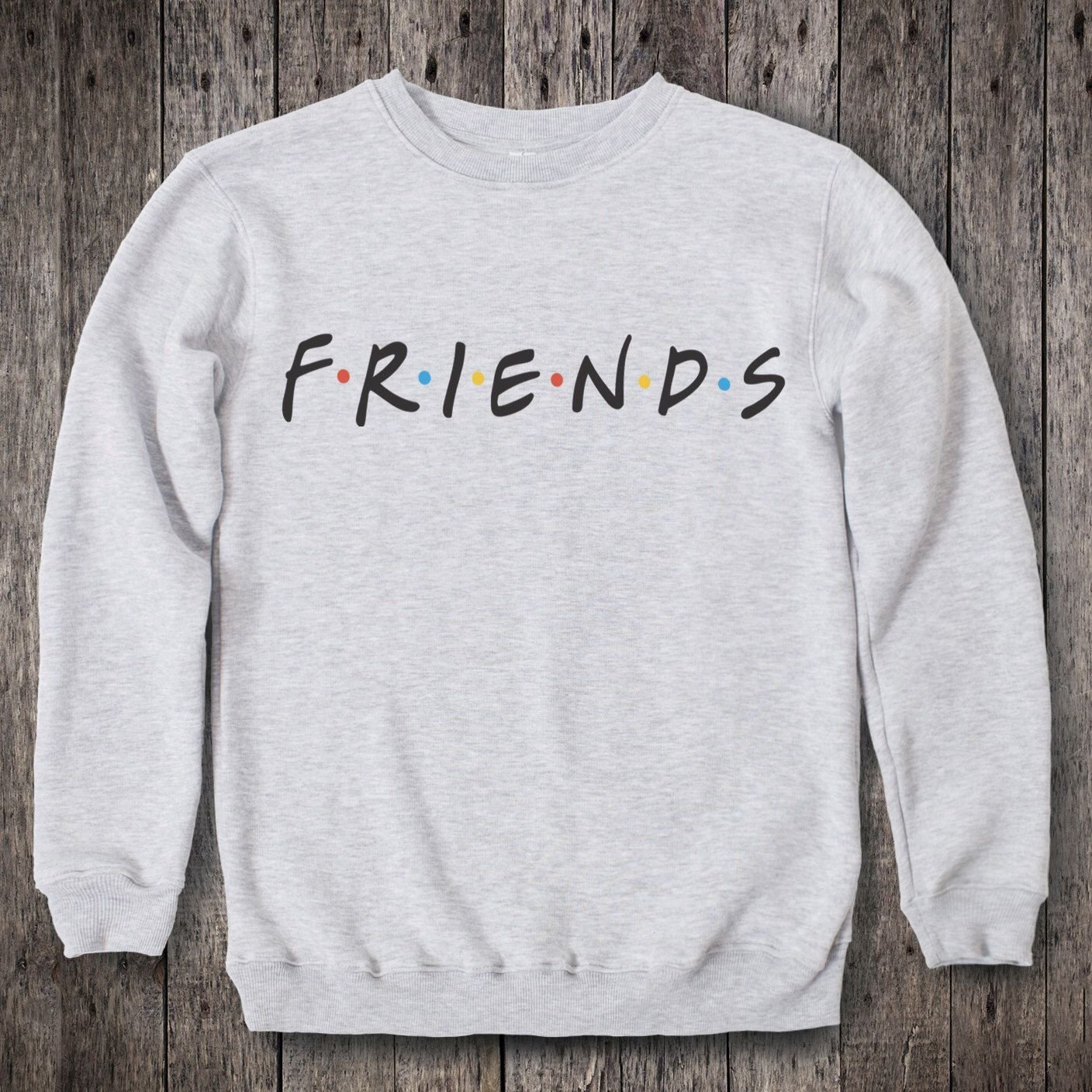 No New Friends for Adult Unisex Tees Mens hoodie Womens Sweater Warm Clothing Sweatshirts and Hoodies - inspired by Friend Tv Show Hoodie 4bIztz7px